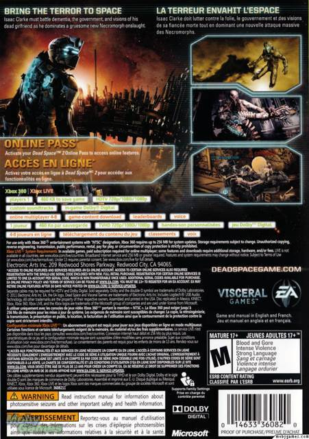 dead space 2 collector s edition video game xbox 360 france rh sortitapps com Dead Space 2 Wallpaper dead space 2 manual pdf