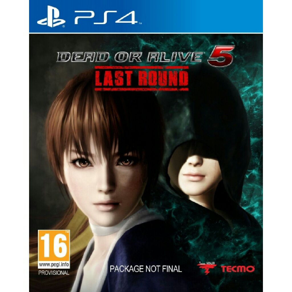 Dead or alive 5 last round Video Game - PS4 (Sweden) - from Sort It Apps