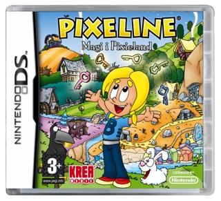 Pixeline Magi I Pixieland Video Game - DSi - from Sort It Apps