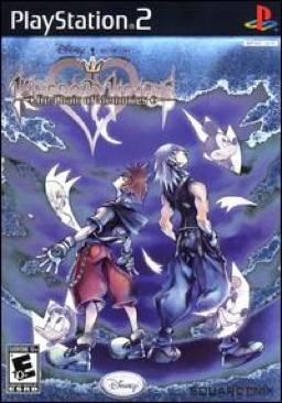 Kingdom Hearts Re Chain Of Memories Video Game Ps2 Usa From