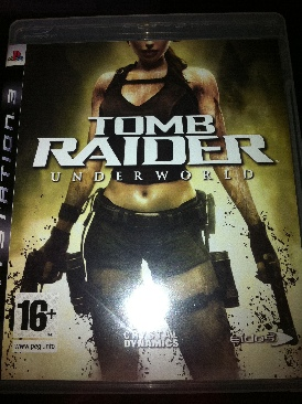 Image result for tomb raider underworld cover ps3