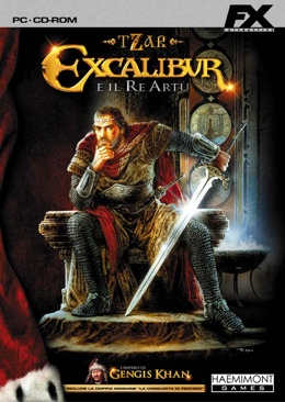 tzar excalibur e il re art