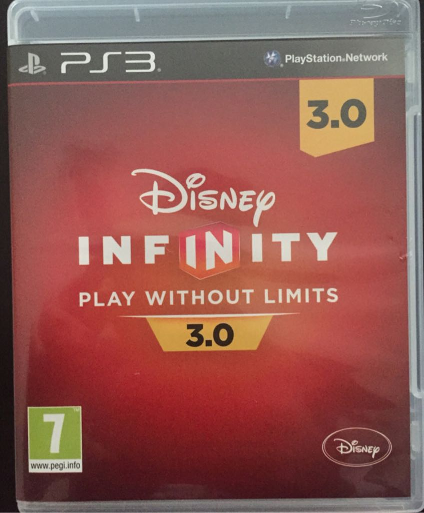 Disney Infinity Play Without Limits 3 0 Video Game Ps3