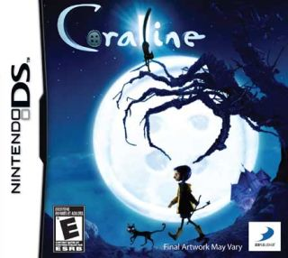 Coraline Video Game Ds Usa From Sort It Apps