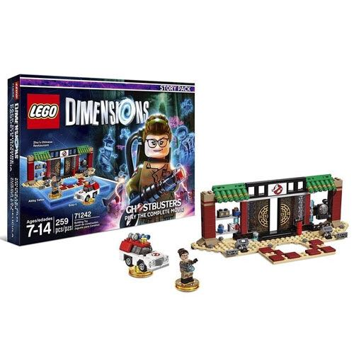 LEGO Dimensions (Story Pack) New Ghostbusters Video Game