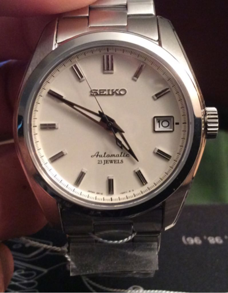 SEIKO SARB035 MECHANICAL Automatic Watch Made in Japan / Express Watch - Seiko (SARB035) front image (front cover)