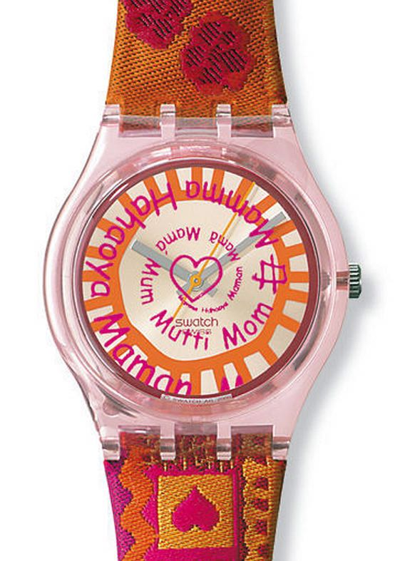 Love Layers Watch - Swatch Gent (gent) front image (front cover)