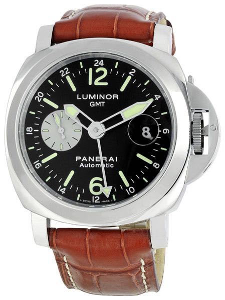 Luminor GMT Watch - Panerai front image (front cover)