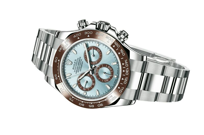 Daytona Watch - Rolex (Oyster Perpetual) back image (back cover, second image)