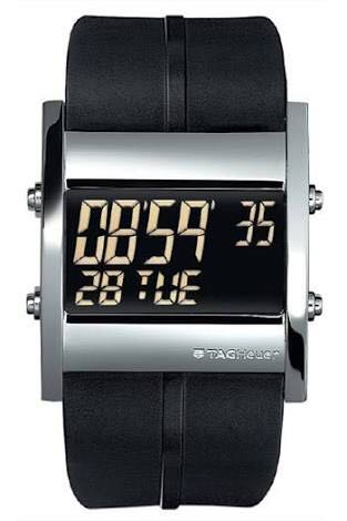 TAG Micro Timer Watch - TAG (Micro Timer) front image (front cover)