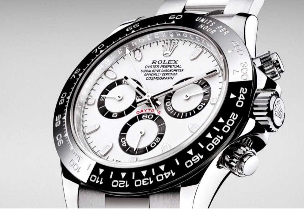 Rolex Yachtmaster I Watch - Oyster Perpetual Cosmograph Daytona (Daytona M116500LN-001) back image (back cover, second image)