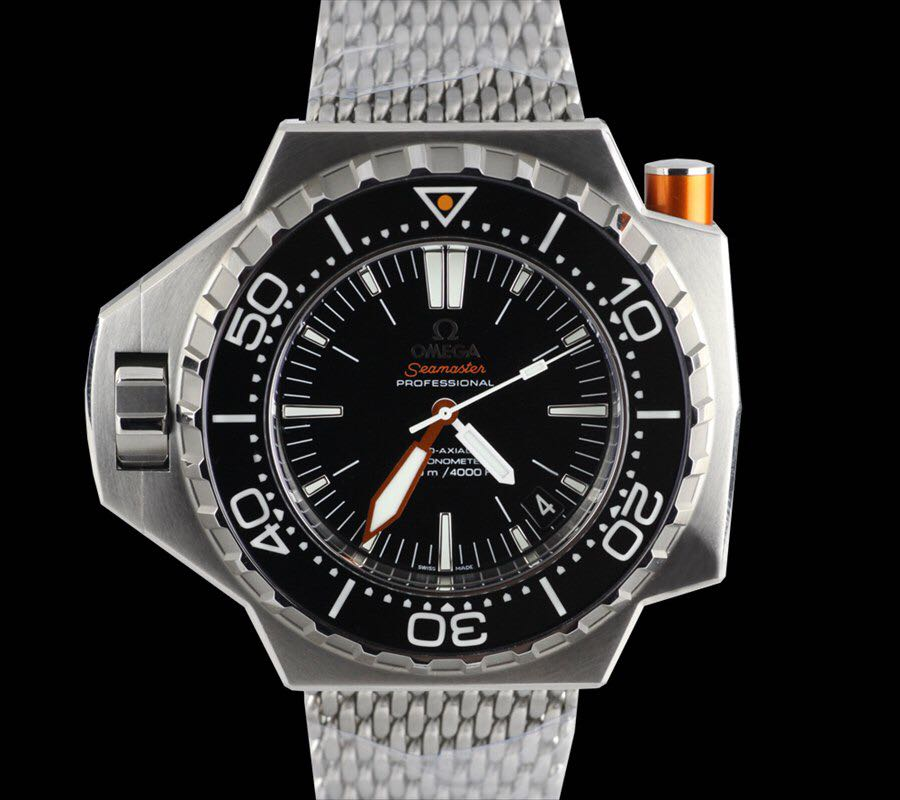Omega Ploprof 1200 Watch - Ploprof (Seamaster 1200 M) front image (front cover)