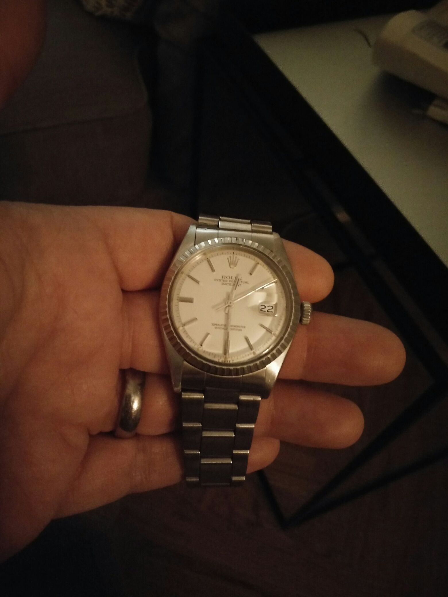 Rolex Datejust 1603 Watch Rolex 1603 From Sort It Apps