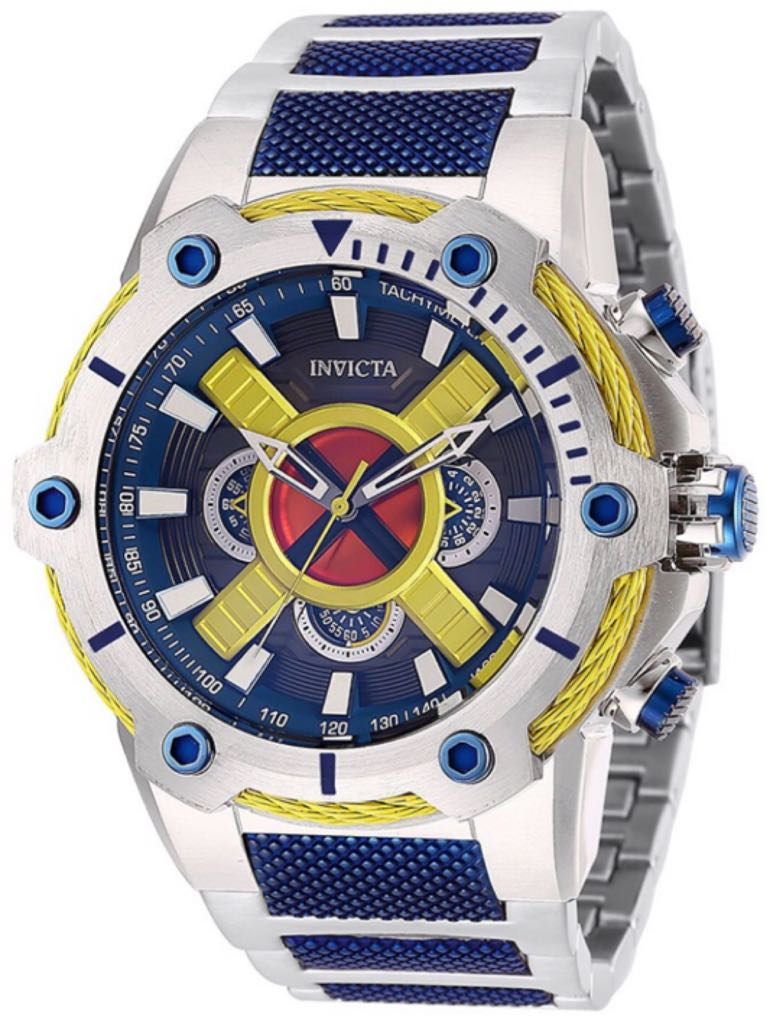 Bolt (X-Men Cable LE) Watch - Invicta (27485) front image (front cover)
