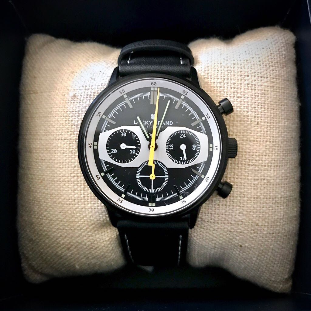 Fairfax Watch - Lucky Brand (LW00118) front image (front cover)