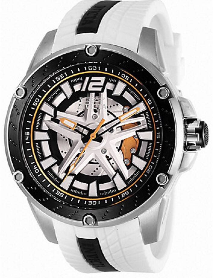 S1 Rally Turbine Watch - Invicta (28296) front image (front cover)