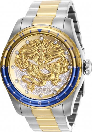 Speedway Dragon Watch - Invicta (28356) front image (front cover)