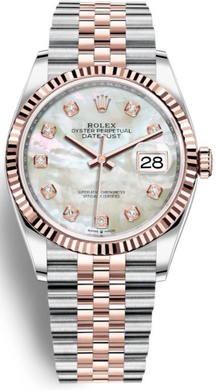 Rolex Watch - Rolex (116231 dkmdj) front image (front cover)