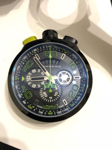 Wristwatch / Pocket watch combo Watch - Bomberg (Bolt 68) front image (front cover)