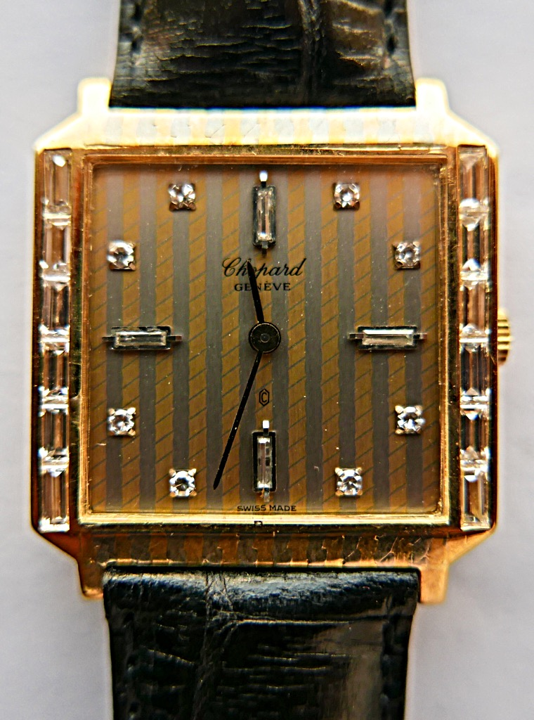 CHOPARD Watch - CHOPARD (198903/2173/1) front image (front cover)