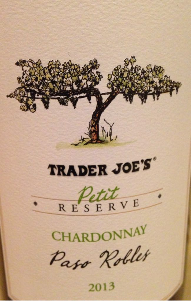 Paso Robles Wine - 100% Chardonnay (Familia Nueva Vineyards) front image (front cover)