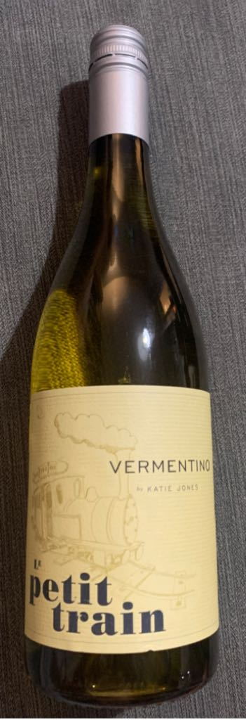 Vermentino Wine - White front image (front cover)